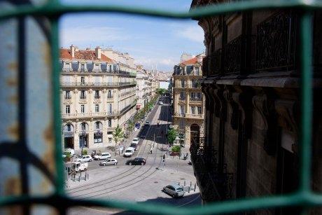 Marseille.Straßen